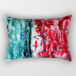 Color Combo #2 Rectangular Pillow