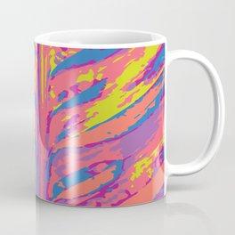 leafy coral Coffee Mug
