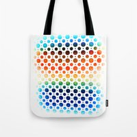 planets Tote Bags featuring planets by sustici