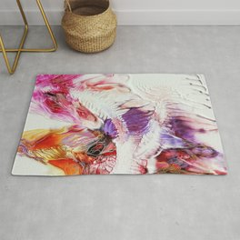 Contrasting Situations Rug