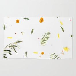 Foraged Florals Rug