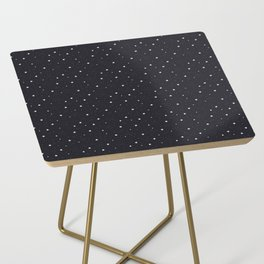 stars pattern Side Table