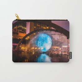 Nuite Blanche 2016 art City hall Carry-All Pouch