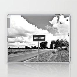 The Road to Wisdom Laptop & iPad Skin
