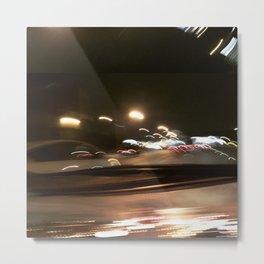 nightdrive 6 Metal Print