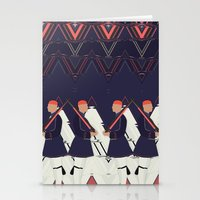 guardians Stationery Cards featuring Guardians by infloence