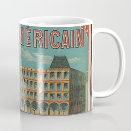 American Old sing Cirque Americain Coffee Mug