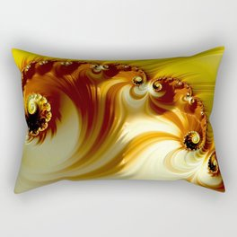 Frac Me Rectangular Pillow