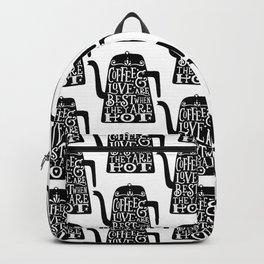 COFFEE & LOVE Backpack
