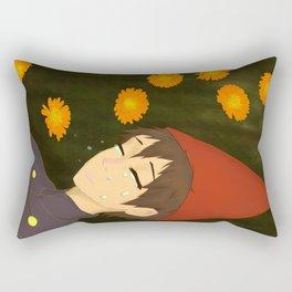 Marigolds & Wirt Rectangular Pillow