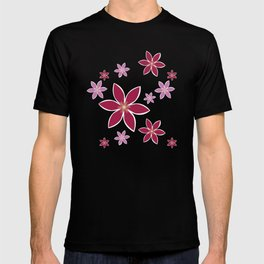 Clematis: Flowers T-shirt