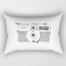 Minolta Hi-Matic F Rectangular Pillow