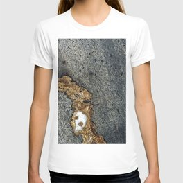 Gold Inlay Marble T-shirt