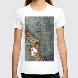 Gold Inlay Marble T-shirt