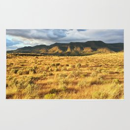 Field of Gold Rug
