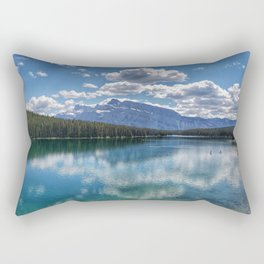 Sunday Reflections Rectangular Pillow