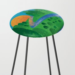 The Valley Counter Stool