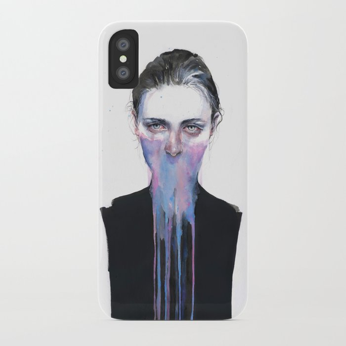my opinion about you iPhone Case