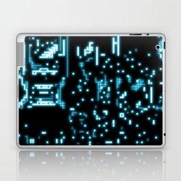 Neon circuits Laptop & iPad Skin