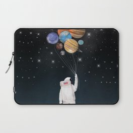 balloon universe Laptop Sleeve