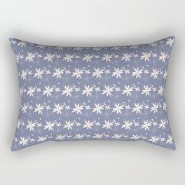 Spring Floral Pattern 2 Rectangular Pillow