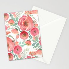 Floral pattern 5 Stationery Cards
