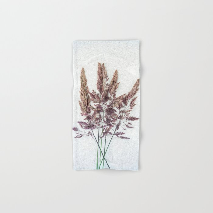 Velvet Grass Hand & Bath Towel