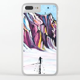 Solo Stoke Clear iPhone Case