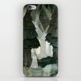 Pine Forest Clearing iPhone Skin
