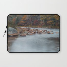 Gold River Fall Colours Laptop Sleeve