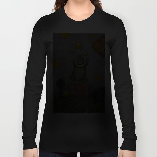 Frogking (2) Long Sleeve T-shirt