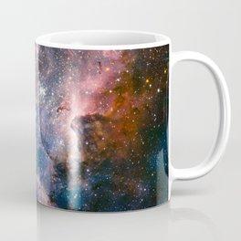 Carina Nebula's Hidden Secrets Coffee Mug