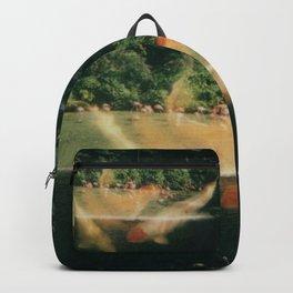 Koys in the landscape Backpack