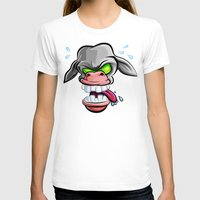 donkey T-shirts featuring Donkey by Keyspice