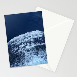 Middle of the Indian Ocean Stationery Cards