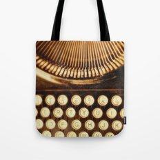 typewriter. Ink Slinger No.2   Tote Bag