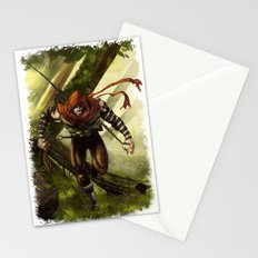 Berenn the Archer Stationery Cards