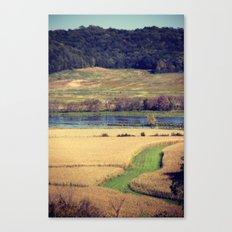 Picture Book Canvas Print
