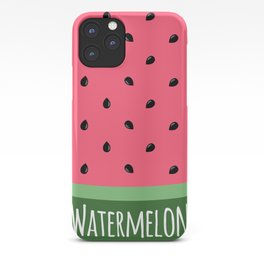 Summer Watermelon iPhone Case