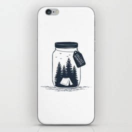 Nature. Collect Moments. iPhone Skin