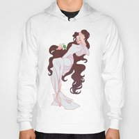 sailor jupiter Hoodies featuring Sailor Jupiter by Dixie Leota