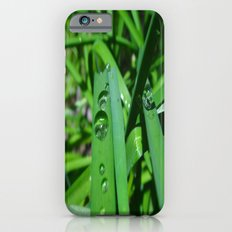 Water droplets Slim Case iPhone 6s