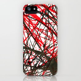 Marble Series, no. 3 iPhone Case