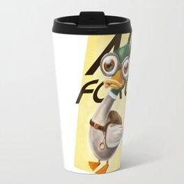 Corporal Duck Travel Mug