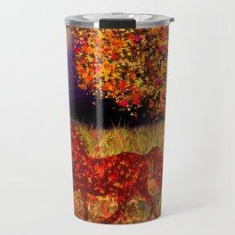 Autumn Horse Bewitched Travel Mug