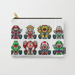 Kart Heroes Carry-All Pouch