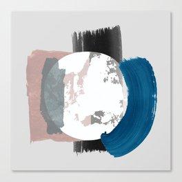 Global abstract II Canvas Print