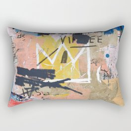 Boom For Real Rectangular Pillow