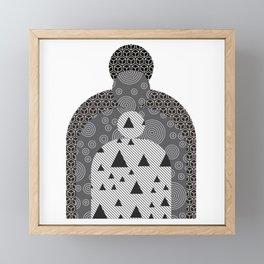 Family Framed Mini Art Print