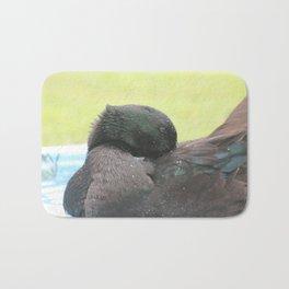 Clean Feathers Bath Mat